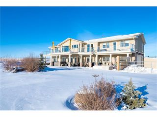 Photo 28: 48142 320 Avenue E: Rural Foothills M.D. House for sale : MLS®# C4098946