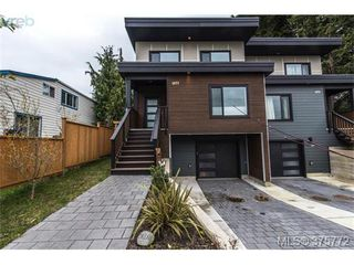 Photo 1: 1077 Colville Road in VICTORIA: Es Gorge Vale Strata Duplex Unit for sale (Esquimalt)  : MLS®# 375772