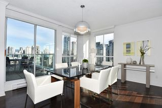 "Photo 9: 2304 1500 HOWE Street in Vancouver: Yaletown Condo for sale in ""THE DISCOVERY"" (Vancouver West)  : MLS®# R2169501"