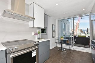 "Photo 11: 2304 1500 HOWE Street in Vancouver: Yaletown Condo for sale in ""THE DISCOVERY"" (Vancouver West)  : MLS®# R2169501"
