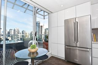 "Photo 12: 2304 1500 HOWE Street in Vancouver: Yaletown Condo for sale in ""THE DISCOVERY"" (Vancouver West)  : MLS®# R2169501"