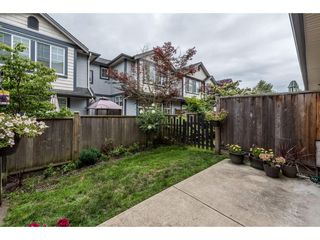 "Photo 18: 62 20831 70TH Avenue in Langley: Willoughby Heights Townhouse for sale in ""RADIUS MILNER HEIGHTS"" : MLS®# R2177188"
