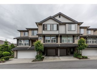 "Photo 1: 62 20831 70TH Avenue in Langley: Willoughby Heights Townhouse for sale in ""RADIUS MILNER HEIGHTS"" : MLS®# R2177188"