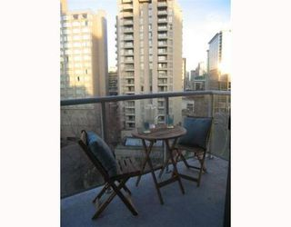 Photo 7: 705 1050 SMITHE Street in Vancouver West: Condo for sale : MLS®# V760554