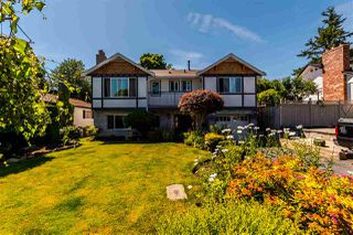 Photo 1: 15828 PROSPECT Crescent: White Rock House for sale (South Surrey White Rock)  : MLS®# R2184591