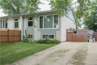 Photo 1: 337 Larche Crescent in Winnipeg: East Transcona Residential for sale (3M)  : MLS®# 1721126