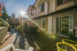 "Photo 17: 3 103 PARKSIDE Drive in Port Moody: Heritage Mountain Townhouse for sale in ""TREETOPS"" : MLS®# R2218399"
