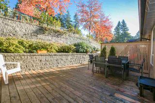 "Photo 1: 3 103 PARKSIDE Drive in Port Moody: Heritage Mountain Townhouse for sale in ""TREETOPS"" : MLS®# R2218399"