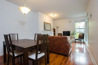 "Photo 2: 211 1880 E KENT AVENUE SOUTH in Vancouver: Fraserview VE Condo for sale in ""PILOT HOUSE"" (Vancouver East)  : MLS®# R2223956"