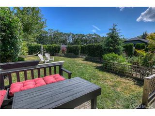 Photo 16: 3254 Doncaster Drive in VICTORIA: SE Cedar Hill Residential for sale (Saanich East)  : MLS®# 365470