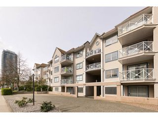 "Photo 1: 327 12101 80 Avenue in Surrey: Queen Mary Park Surrey Condo for sale in ""Surrey Town Manor"" : MLS®# R2258938"
