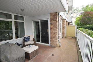 Photo 8: 113 2368 MARPOLE Avenue in Port Coquitlam: Central Pt Coquitlam Condo for sale : MLS®# R2273567