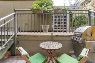 """Photo 4: 30 795 W 8TH Avenue in Vancouver: Fairview VW Townhouse for sale in """"Dover Pointe"""" (Vancouver West)  : MLS®# R2281073"""