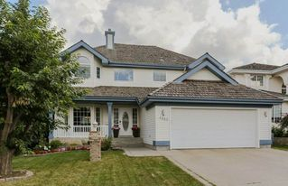 Main Photo: 1043 Carter Crest Road in Edmonton: Zone 14 House for sale : MLS®# E4119579