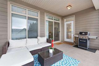 "Photo 20: 103 3450 DAVID Avenue in Coquitlam: Burke Mountain Townhouse for sale in ""Secret Ridge II"" : MLS®# R2288441"