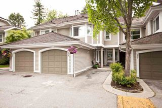 """Photo 1: 11 650 ROCHE POINT Drive in North Vancouver: Roche Point Townhouse for sale in """"Ravenwoods"""" : MLS®# R2295307"""