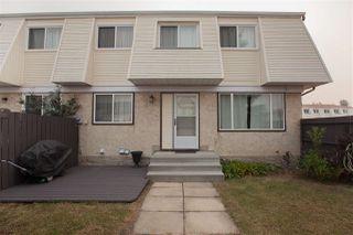 Main Photo: 1 650 Grandin Drive: Morinville Townhouse for sale : MLS®# E4125006