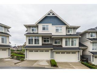 "Photo 1: 7 7198 179 Street in Surrey: Cloverdale BC Townhouse for sale in ""WALNUT RIDGE"" (Cloverdale)  : MLS®# R2313131"