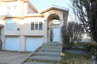 Main Photo: 1640 JAMHA Road in Edmonton: Zone 29 Townhouse for sale : MLS®# E4135004