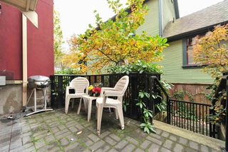 Photo 19: 2291 CAROLINA Street in Vancouver: Mount Pleasant VE Townhouse for sale (Vancouver East)  : MLS®# R2334454