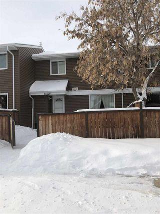 Main Photo: 13229 47 Street in Edmonton: Zone 35 Townhouse for sale : MLS®# E4144144