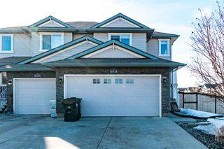 Main Photo: 6003 Sunbrook Landing: Sherwood Park House Half Duplex for sale : MLS®# E4148019