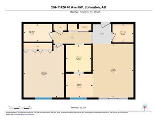 Photo 16: 204 11420 40 Avenue in Edmonton: Zone 16 Condo for sale : MLS®# E4152102