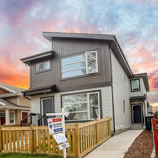 Main Photo: 11638 84 Street NW in Edmonton: Zone 05 House Half Duplex for sale : MLS®# E4152180