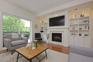 "Main Photo: 21 550 BROWNING Place in North Vancouver: Seymour NV Townhouse for sale in ""TANAGER"" : MLS®# R2360654"
