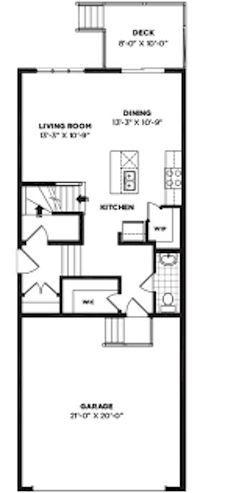 Photo 10: 2723 SPARROW Place in Edmonton: Zone 59 House Half Duplex for sale : MLS®# E4153213
