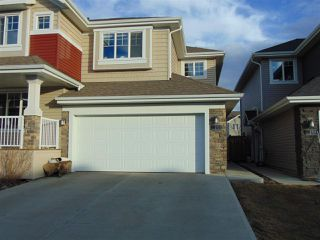 Photo 14: 2723 SPARROW Place in Edmonton: Zone 59 House Half Duplex for sale : MLS®# E4153213
