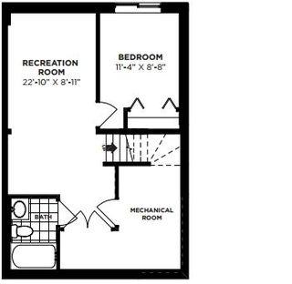Photo 12: 2723 SPARROW Place in Edmonton: Zone 59 House Half Duplex for sale : MLS®# E4153213
