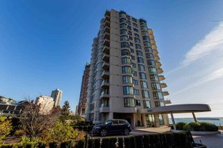 "Main Photo: 801 2280 BELLEVUE Avenue in West Vancouver: Dundarave Condo for sale in ""Regatta Pointe"" : MLS®# R2368529"