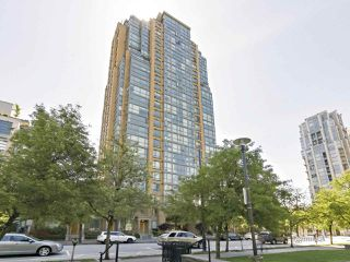 "Main Photo: 802 1188 RICHARDS Street in Vancouver: Yaletown Condo for sale in ""Park Plaza"" (Vancouver West)  : MLS®# R2370463"