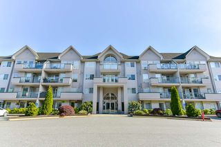 "Main Photo: 404 33728 KING Road in Abbotsford: Poplar Condo for sale in ""COLLEGE PARK PLACE"" : MLS®# R2371252"