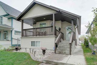 Photo 1: 11332 96 Street in Edmonton: Zone 05 House for sale : MLS®# E4158489