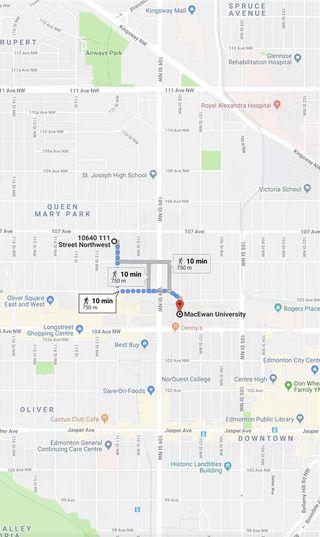 Photo 6: 4 10640 111 Street in Edmonton: Zone 08 Condo for sale : MLS®# E4161274