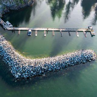 "Photo 3: BB 17 BRIGADE BAY: Gambier Island Land for sale in ""Brigade Bay"" (Sunshine Coast)  : MLS®# R2387821"