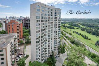 Photo 1: 1801 11826 100 Avenue in Edmonton: Zone 12 Condo for sale : MLS®# E4170722