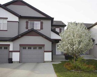 Photo 1: 5508 14 Avenue in Edmonton: Zone 53 House Half Duplex for sale : MLS®# E4171148
