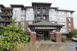 "Photo 1: 202 45645 KNIGHT Road in Sardis: Sardis West Vedder Rd Condo for sale in ""Cotton Ridge"" : MLS®# R2433390"