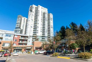 Main Photo: 1704 295 GUILDFORD Way in Port Moody: North Shore Pt Moody Condo for sale : MLS®# R2445985