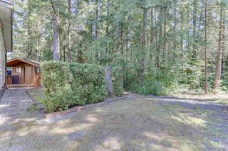 """Photo 25: 18 2306 198 Street in Langley: Brookswood Langley Manufactured Home for sale in """"Cedar Lane"""" : MLS®# R2481487"""
