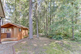 """Photo 27: 18 2306 198 Street in Langley: Brookswood Langley Manufactured Home for sale in """"Cedar Lane"""" : MLS®# R2481487"""