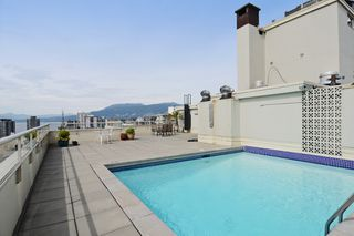 """Photo 21: 406 1250 BURNABY Street in Vancouver: West End VW Condo for sale in """"THE HORIZON"""" (Vancouver West)  : MLS®# R2500551"""