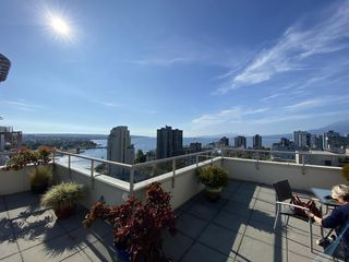 """Photo 3: 406 1250 BURNABY Street in Vancouver: West End VW Condo for sale in """"THE HORIZON"""" (Vancouver West)  : MLS®# R2500551"""