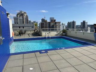 """Photo 2: 406 1250 BURNABY Street in Vancouver: West End VW Condo for sale in """"THE HORIZON"""" (Vancouver West)  : MLS®# R2500551"""