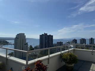 """Photo 4: 406 1250 BURNABY Street in Vancouver: West End VW Condo for sale in """"THE HORIZON"""" (Vancouver West)  : MLS®# R2500551"""