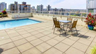 """Photo 24: 406 1250 BURNABY Street in Vancouver: West End VW Condo for sale in """"THE HORIZON"""" (Vancouver West)  : MLS®# R2500551"""