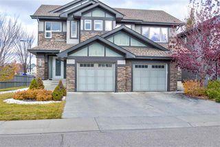 Main Photo: 2307 AUSTIN Way in Edmonton: Zone 56 House Half Duplex for sale : MLS®# E4218075